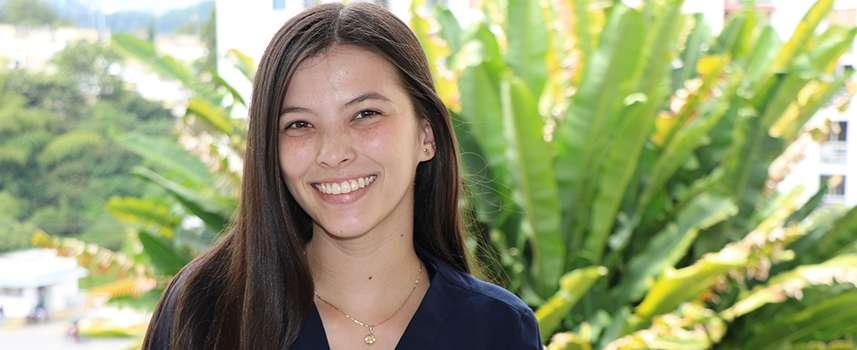 Estudiante de Psicología de la von Humboldt realiza voluntariado en Perú