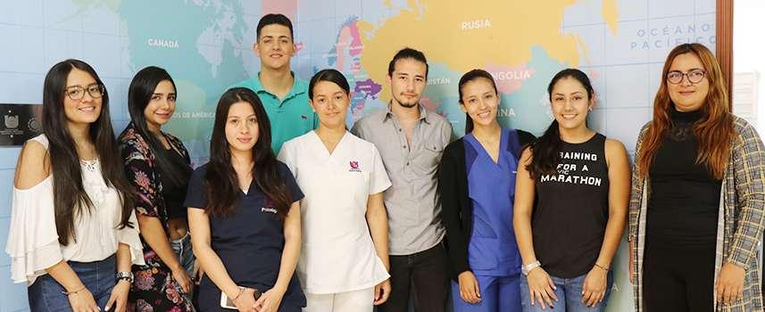 Estudiantes de la von Humboldt participan en investigaciones en universidades de México y Colombia