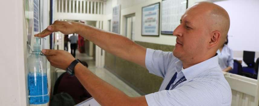 Universidad von Humboldt anuncia medidas especiales frente a la pandemia del Coronavirus Covid-19