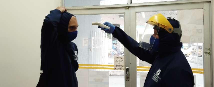 Universidad von Humboldt reactiva labores administrativas presenciales tras la pandemia del Covid-19