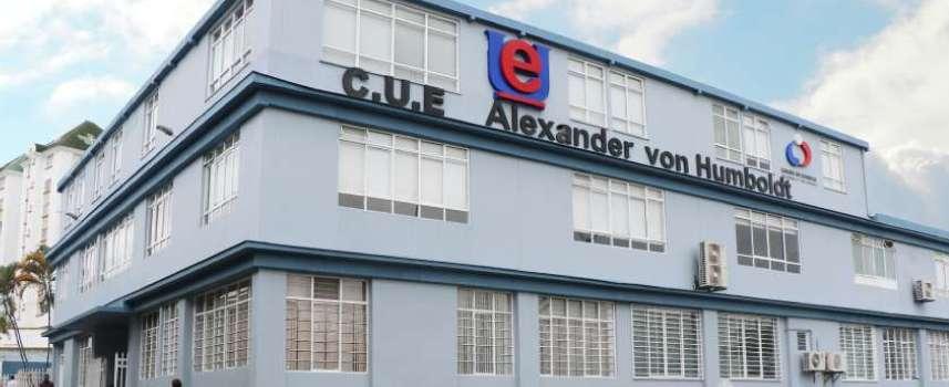 Universidad Alexander von Humboldt aprovecha el tiempo de aislamiento selectivo para mejorar su infraestructura