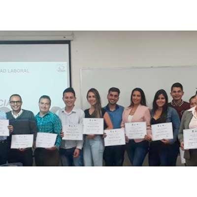 Universidad Alexander von Humboldt formó un nuevo grupo de instructores empresariales