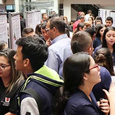 100 participantes de la von Humboldt, presentes en el Encuentro Interinstitucional de Semilleros de Investigación