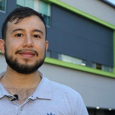 #ViveDual Santiago Jurado - Egresado de Administración de Empresas