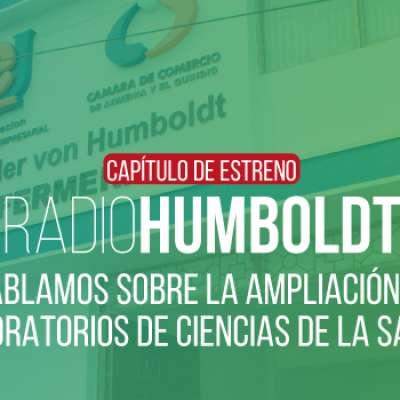 RadioHumboldt - octubre 03 2019 - Ampliación de laboratorios