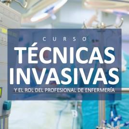 Técnicas invasivas y el rol del profesional de enfermería