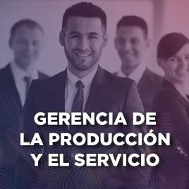 Gerencia de la producción y el servicio